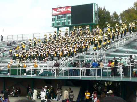 NSU Homecoming 2009 5th Aint No Stoppin Us Now
