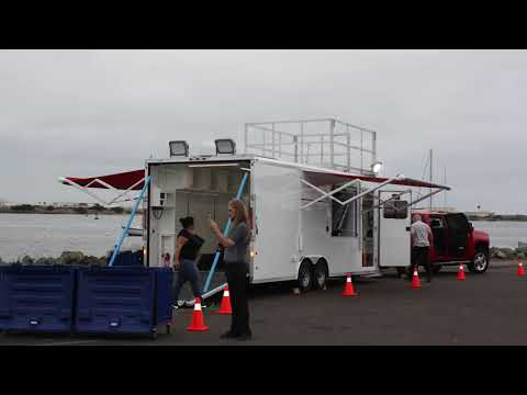 Desalination Emergency Response Trailer By Ready America
