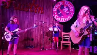 The Green Planet - When I Kissed the Teacher - Kick Butt Coffee - Austin, TX