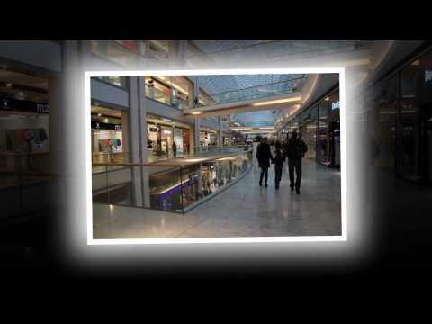 Shopping in Bratislava.