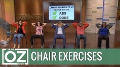 3 Chair Exercises You Can Do Everyday