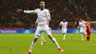 [04/09/2013] Real Madrid vs Galatasaray (UEFA Champions League FIFA 13 Highlights)