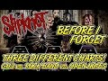 Slipknot - Before I Forget played three ways! Guitar Hero 3 vs. Rock Band vs. Open Notes!