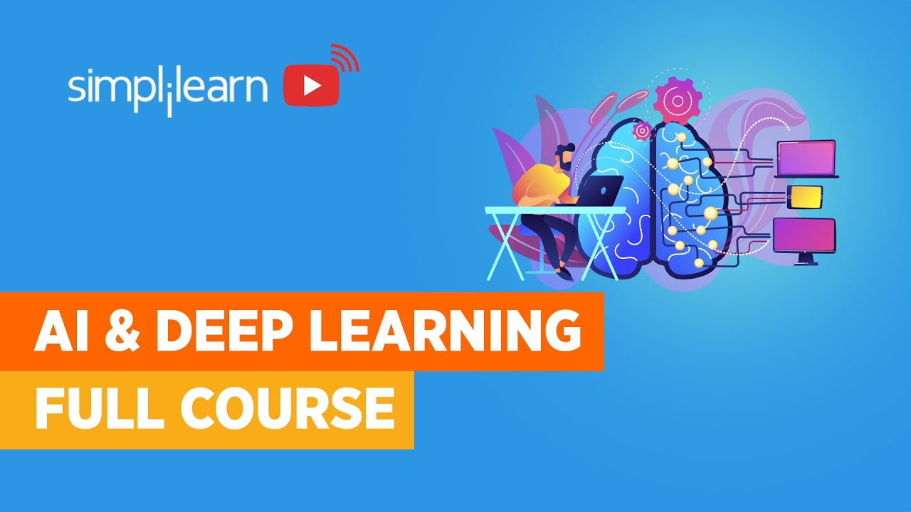 Artificial Intelligence And Deep Learning Full Course | Artificial Intelligence Course