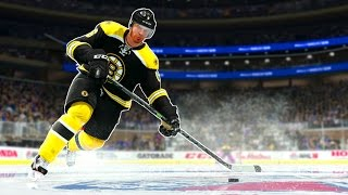 HOCKEY REDEMPTION! Can I Score A Full Length Goal? - NHL 16 Challenge Gameplay