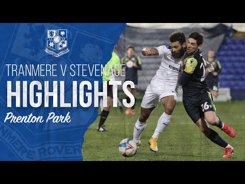 Tranmere Stevenage Goals And Highlights