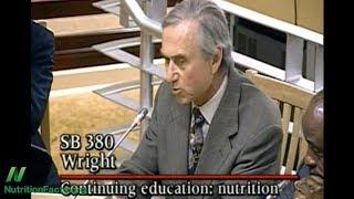 Kalifornská lékařská asociace se pokouší zastavit zákon o výživě