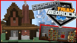 XP and Repair Shop Truly Bedrock Season 1 Minecraft 1.11 Ep. 7