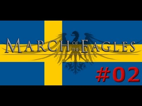 Sweden 02 - March Of The Eagles - Streamed June 15th 2013