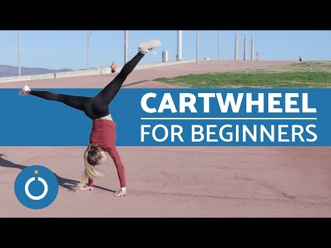 How To Do A Cartwheel For Beginners