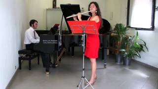 Download Georges Bizet - Minuet from L'Arlésienne Suite No. 2 for Flute and Piano -  I Camera Diletto MP3 song and Music Video