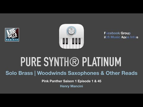 Pure Synth® Platinum | Solo Brass | Woodwinds Saxophones