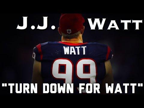 J.J. Watt Highlights ||
