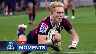 SR MOMENTS | Super Rugby 2019 Rd 13