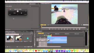 how to put a video in the top corner adobe premiere pro cs6