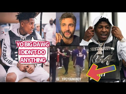 Download NBA YoungBoy Funny Arrest Story Told By Lawyer With Footage + Police Targeted YB😱