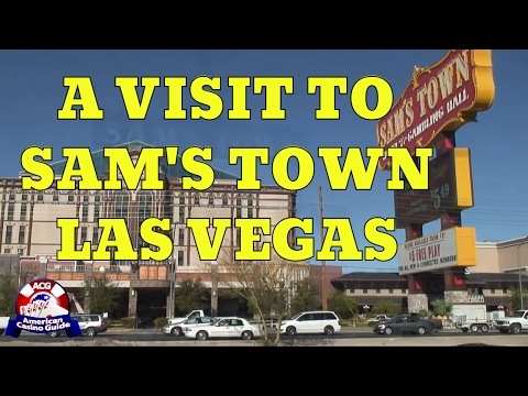 Sam's Town Las Vegas Video Profile