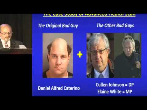 INVESTIGATORS GONE BAD: THE INCREDIBLE STORY OF CULLEN JOHNSON & ELAINE WHITE