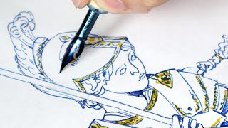 Draw with me: Athena real time sketching (no music)