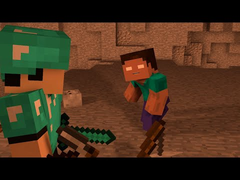 """♪ """"Never Say Never"""" - Minecraft Animation ♪"""