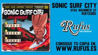 SONIC SURF CITY: SURFERS ARE BACK (BARRACUDAS)