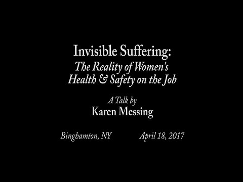 Invisible Suffering: The Reality of Women's Health & Safety on the Job