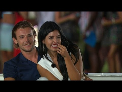 Nathan Massey and Cara De La Hoyde are crowned the Winners of Love Island