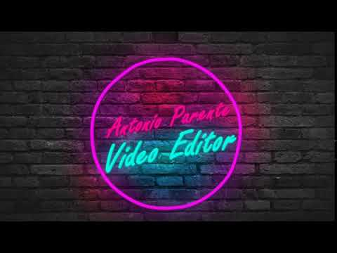 Video Editor Neon Lights