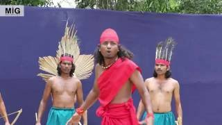 the repertoire theatre village of tepantar preserving the roots of bengali tribal art