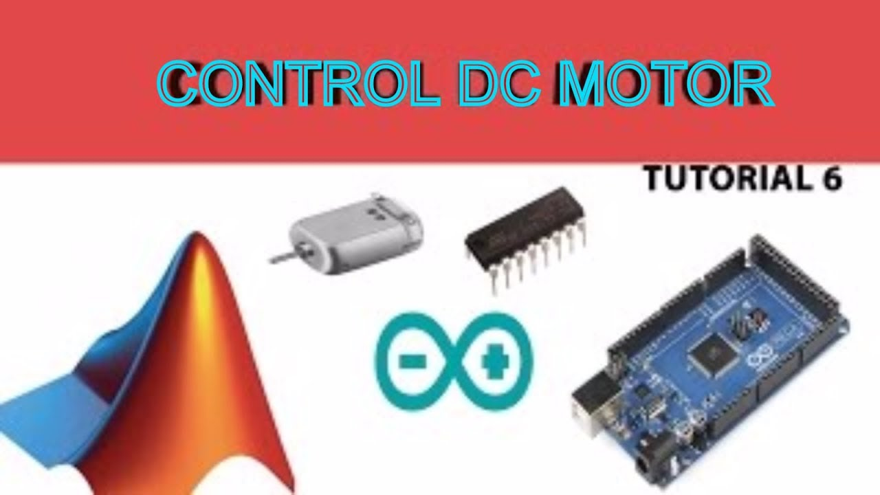 simulink and arduino pwm DC motor