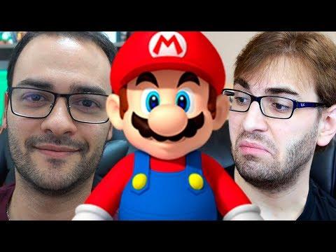 A FASE DO EDU E A FASE DO MONTALVÃO! – Super Mario Maker