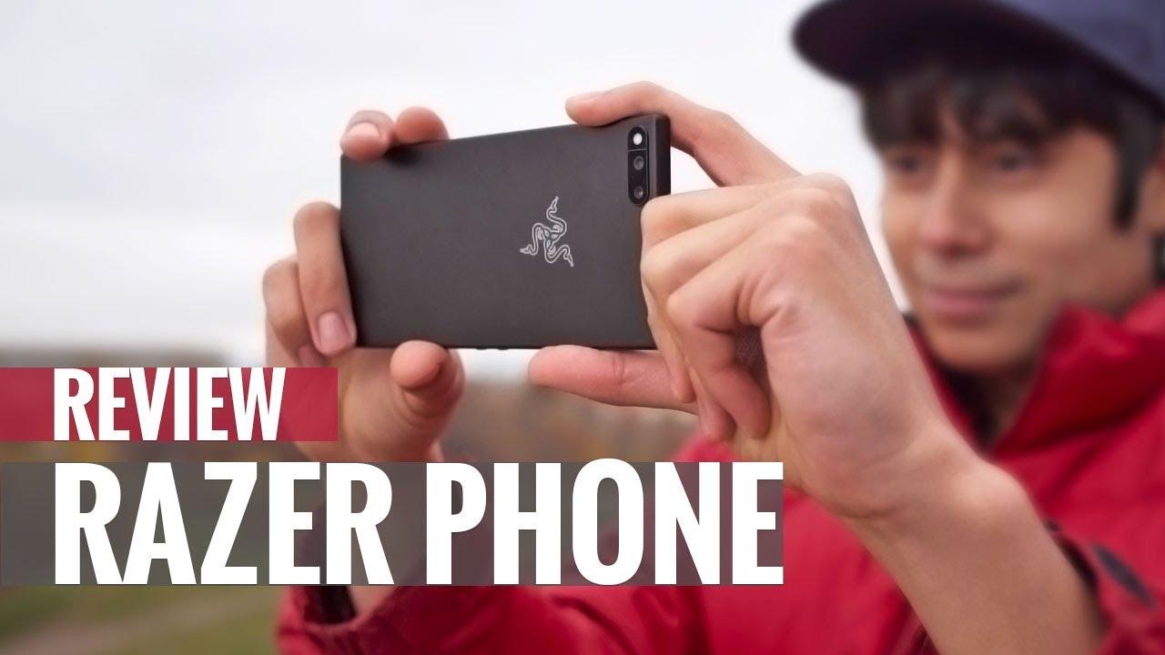 Razer Phone review: Baby steps