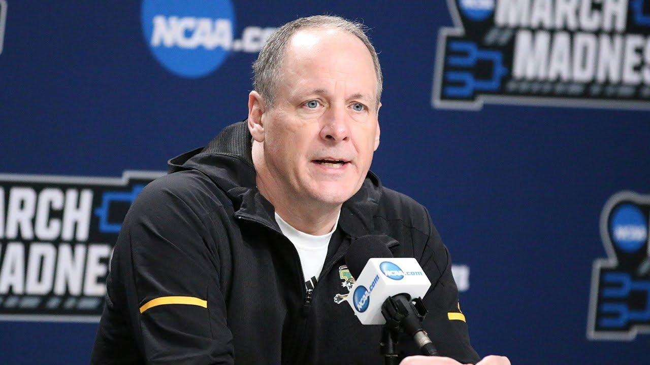Men's Basketball: NCAA Tournament Media Day - John Becker (3/20/19)