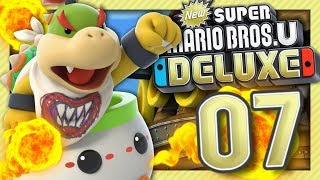 Baixar NEW SUPER MARIO BROS U DELUXE EPISODE 7 NINTENDO SWITCH CO-OP | COMBAT CONTRE BOWSER JR. !