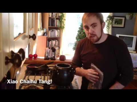 Cooking up Xiao Chaihu Tang
