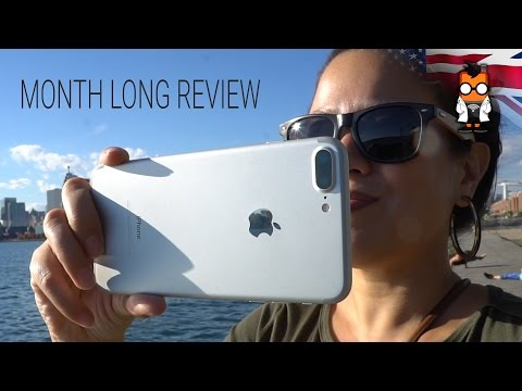 Thumbnail: Apple iPhone 7 Plus - Month Long Review