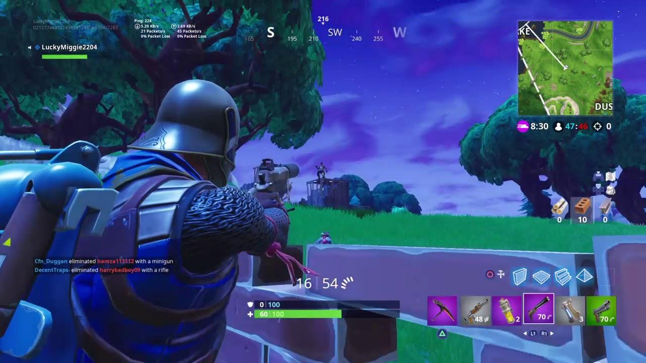 how to get pistol kills fortnite