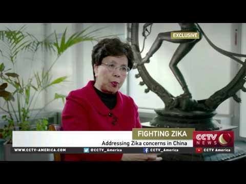 WHO Director-General Margaret Chan on how the Zika could impact Asia