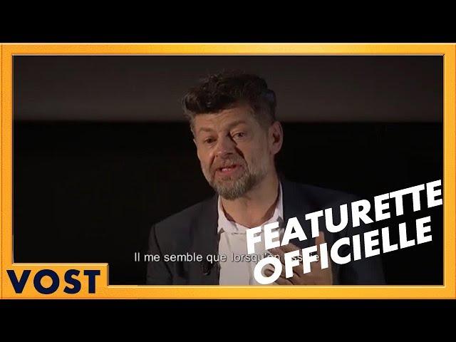 La Planète des Singes - Suprématie | Featurette Andy Serkis [Officielle] VOST HD