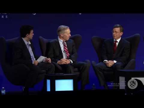 2015 WMIF | The Alzheimer's Phoenix: New Technologies, New Economics
