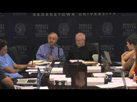 Guest Lecture: E J  Dionne, Jr  on Religion and Politics in