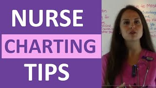 Repeat youtube video Charting for Nurses | How to Understand a Patient's Chart as a Nursing Student or New Nurse