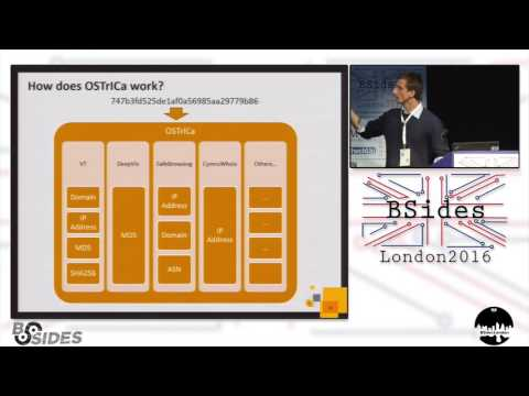 OSTrICa - Open Source Threat Intelligence Collector - Roberto Sponchioni