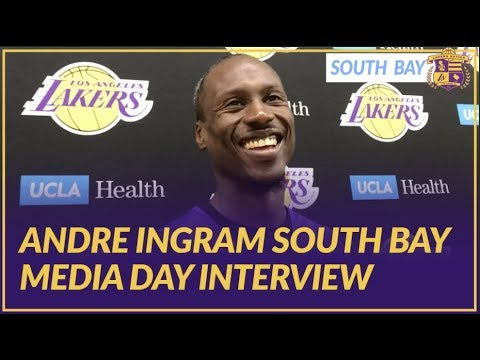 9c4d893e5 Lakers Nation Interview  Andre Ingram On Getting Called Up Last Year ...