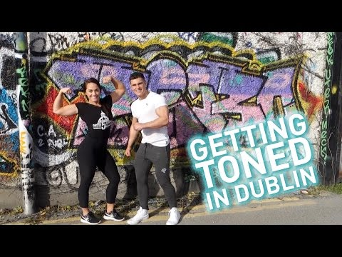 Irish Strong with Rob Lipsett