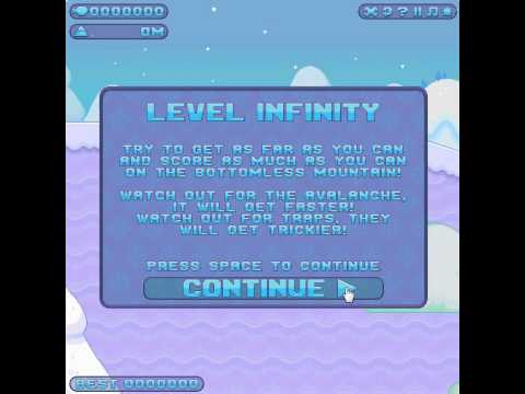 .:Let's Play Nitrome Games:. Avalanche Part 3