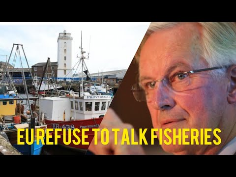 EU REFUSING Discussion On Fisheries