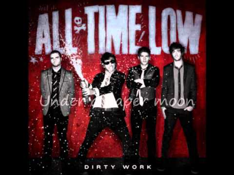 All Time Low Dirty Work Mash up