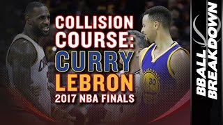 Collision Course: CURRY vs. LEBRON NBA Finals 2017