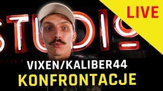VIXEN/KALIBER 44 - KONFRONTACJE | NA ŻYWO W Y-STUDIO #23